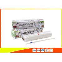 Buy cheap Customized Hand Stretch Wrap Film , PE Strech Film Jumbo Roll For Pack Food product