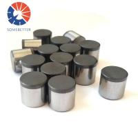 Buy cheap China factory price PDC cutters/tungsten carbide PDC cutters used for oil drilling bits product