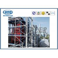 Buy cheap High Thermal Efficiency Steam Hot Water Boiler Corner Tube Fully Enclosed Structure product