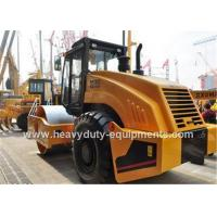 Buy cheap Pneumatic Road Roller XG6262P with air conditioner and 26 T operating weight product