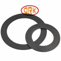 Buy cheap Custom Flat Ring Gasket Industrial For Vibration Dampening / Packaging product