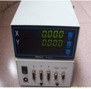 Buy cheap Signal Digital Readout System Profile Projector Microscope Retrofit 1um / 0.5um product