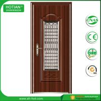 Buy cheap CE approved steel bedroom door safety steel entry door with competitive price product