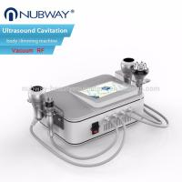 Buy cheap Looking for distributor Portable Ultrasonic RF And Cavitation Slimming Machine 110V/60HZ product