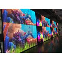 Buy cheap High Brightness P6.67 Outdoor Rental LED Display SMD3535 640mmx640mm Cabinet product