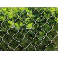 Buy cheap High Intensity Stainless Steel Woven Mesh , Hand Woven Stainless Steel Mesh product