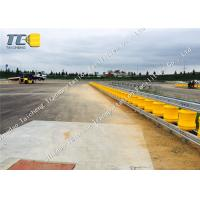 Buy cheap Highway Roller Guardrail EVA Safety Light Reflecting 350 X 500 MM Size product