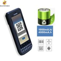 Quality Mobile Personal Digital Assistant Raypodo USB OTG Port With 2D Barcode Scanner for sale