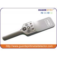 Buy cheap High Sensitivity Hand Held Metal Detector For Full Body Security Checking product