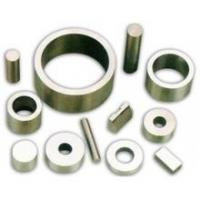 Buy cheap LNG9 Grade Permanent Cast / Sintered Alnico 5 Magnets Ring , Block , Rod , Arc product