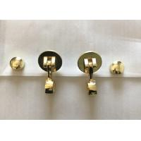 Buy cheap H050 Funeral Articles Casket Handles / Gold European Style Casket Accessories product
