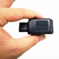 China Fleet Management Obd Gps Car Tracker With Remote Listening System on sale