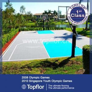Cheap Interlocking outdoor Multi function Futsal Flooring