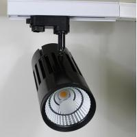 Buy cheap 40W LED COB Track Light indoor led lighting IP20 CE RoHs Cree Chip High quality driver product