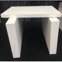 Buy cheap Decorative White PVC Closed Cell Foam Chemical Resistant Celuka Process product