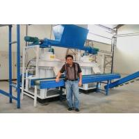 Buy cheap Chicken manure fertilizer pellets production line with 1-5T/H capacity product