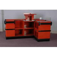 Excellent Appearance Reliable Shop Checkout Counters For Retail Stores SGL-G-006