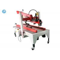 Buy cheap Assembly Line Manual Carton Sealing Machine Adjust Height 220V/50HZ Power product