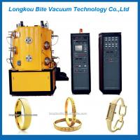 Buy cheap Jewelry Decorative Gold Color PVD Coating Machine product