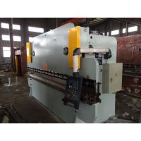 Buy cheap Hydraulic Press Brake Machines  , Press Bending Machine For Sheet Metal 1000 T With Control System product