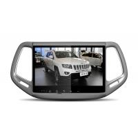 Buy cheap IPS Capacitive Screen Android Car DVD Stereo 10.1 Inch With Jeep Compass product