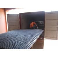 Buy cheap Professional Welded Wire Mesh Panels Sheet Square Hole For District / Building product