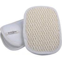 Buy cheap Chenille Terry Soap Pouch Rectangle Shower Body Scrubber Natural Chenille Cleaning Pad product