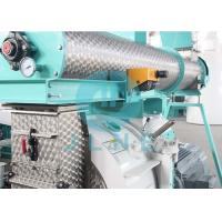 Buy cheap Hops Livestock Feed Pellet Machine 50hz 3 Phase 37kw Made From Corn Wheat product