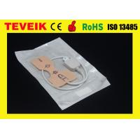 China Ms LNOP Adt adhesive Spo2 probe , Medical Surgical Accessories with 6 pin wholesale