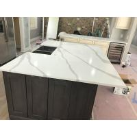 Buy cheap can offer more than 300 colors Customized Size Solid Stone Countertops from wholesalers
