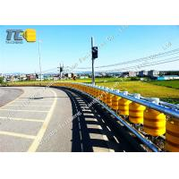 Buy cheap Roller Crash Barrier System from wholesalers