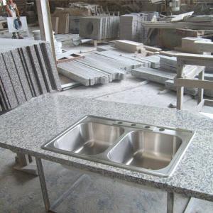 China High Density Granite Stone Countertops G603 , Granite Kitchen Counter Tops on sale
