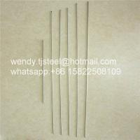 micro borosilicate capillary glass tube supplier thermometer with capillary tube