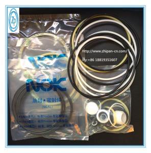 Buy cheap DMB210 Caterpillar Seal Kit, 30-90 Shore A High Temperature Rubber Seal Kit product