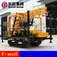 Buy cheap Professional and Efficient XYD-200 Crawler Hydraulic rotary drilling rig 200m depth for sale product