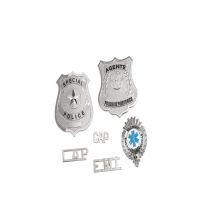Buy cheap Customized Silver Military Lapel Pin National Staff Lapel Badge product