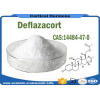 Buy cheap C25H31NO6 Pharmaceutical Raw Materials Cortical Steroid Deflazacort CAS 14484-47-0 product