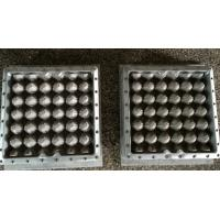 Recycled Pulp Egg Tray Mold With 30 Cells , CNC Processing Paper Egg CrateDies