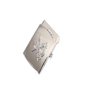 Buy cheap Carved Logo Stamping Men's Aluminum Belt Buckle Retro Western Denim product