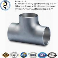 High quantity elbow tee 4-1/2' alloy joint pipe tube pipe fittings tee copper pipe fitting