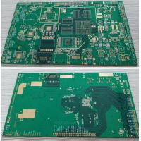 Buy cheap IPC Class 2 Multilayer PCB Circuit Board with 6 Layers FR-4 ENIG 1oz Copper Thickness product