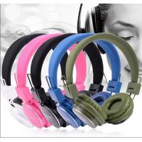 Buy cheap FHD - 9000 Colorful Bluetooth Wireless Headphones device , bluetooth music headsets product
