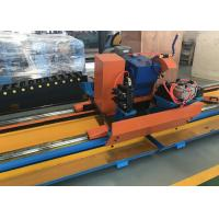 Buy cheap Semi-Automatic Manual Type Metal Circular Cold Cut Pipe Saw / Pipe Cutting Beveling Machine product