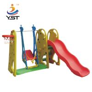 Buy cheap LDPE Kids Swing Slide , Toddler Swing And Slide Set Easy Installation product