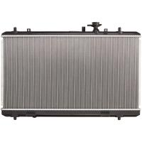 Quality 2006 SX4 AT Suzuki Aluminum Heat Exchanger Radiator With Plastic Tank 17700-80J10 DPI 2980 for sale