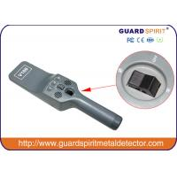 Buy cheap Ultra High Sensitive Hand Held Metal Detector Wand Portable For Gold Workshop product