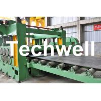 Buy cheap Double Support Uncoiler Stainless Steel Cut To Length Machine Line TW-CTL1250 product