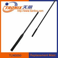 Buy cheap 1 section mast car antenna/ replacement mast car antenna/ car antenna accessories TLN0050 product