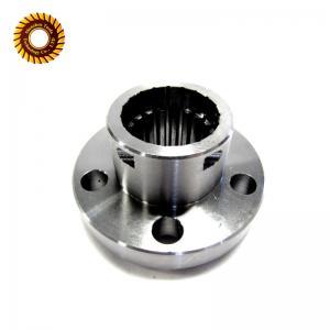 China Ra6.4 Aluminum Sandblast CNC Machining Turning Parts ISO9001 on sale