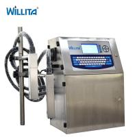 Buy cheap Expiration Date On Chips Date Printing Code Printer Machine For Bottles from wholesalers